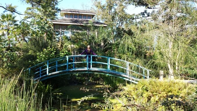 Houmas House Bridge