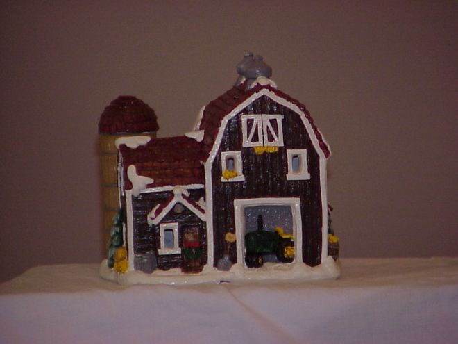 Country Barn Christmas