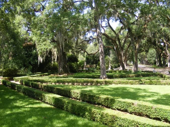 Rosedown Plantation - Gardens