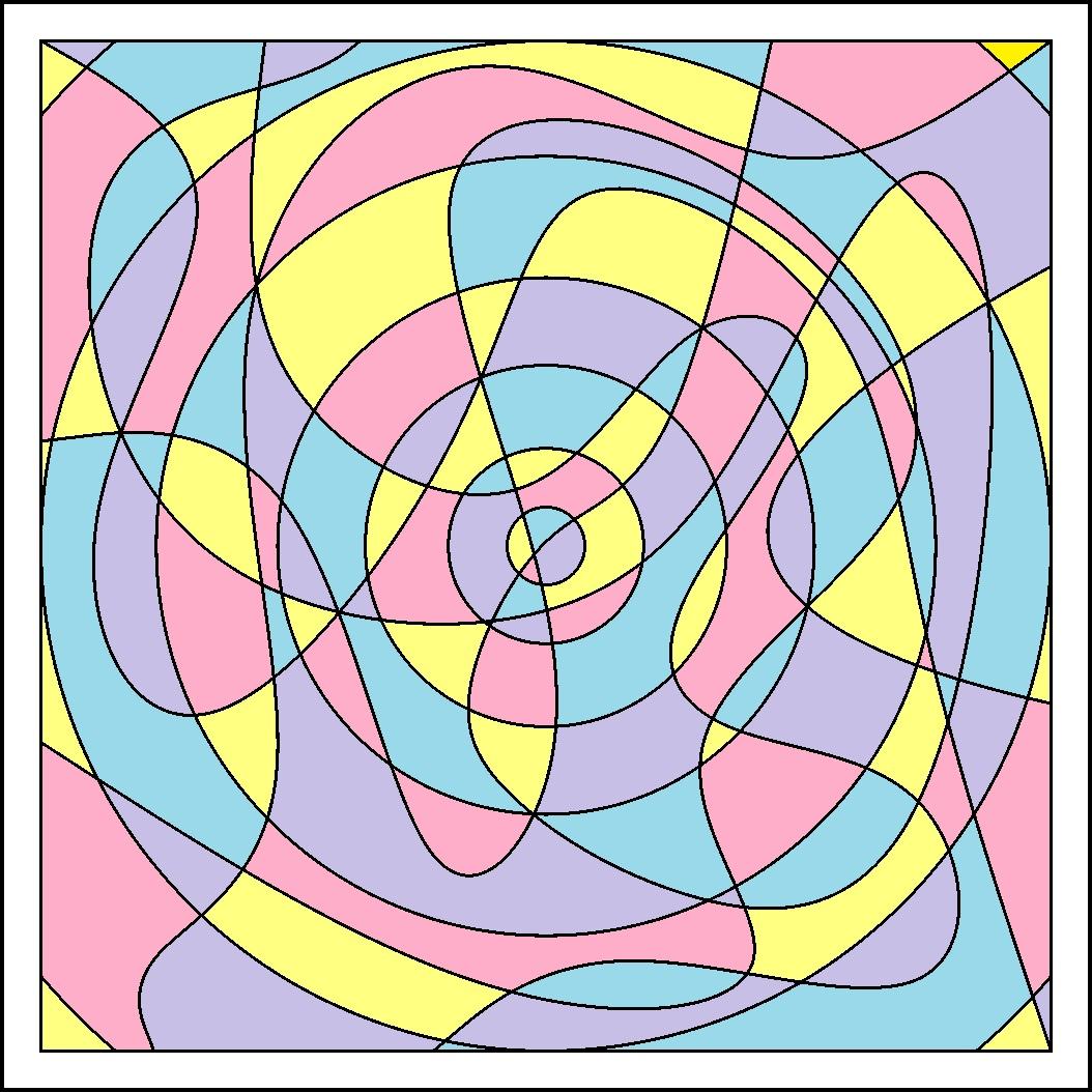 circle mess color 2