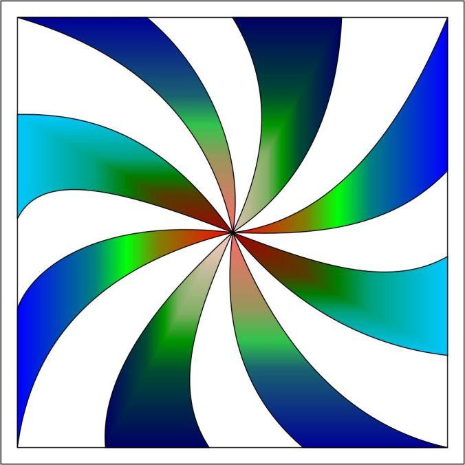 color of spiral